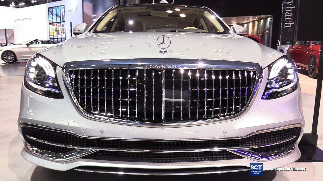 90 The Best Mercedes S650 Maybach 2019 Price And Release Date
