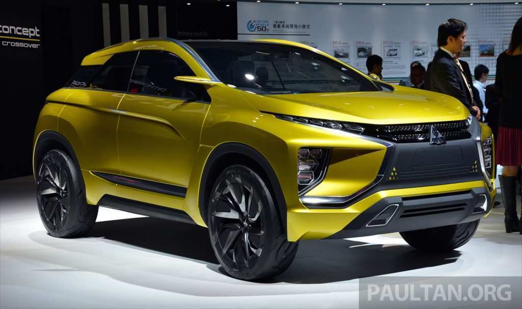 90 The Best Mitsubishi Pajero New Model 2020 Release Date and Concept
