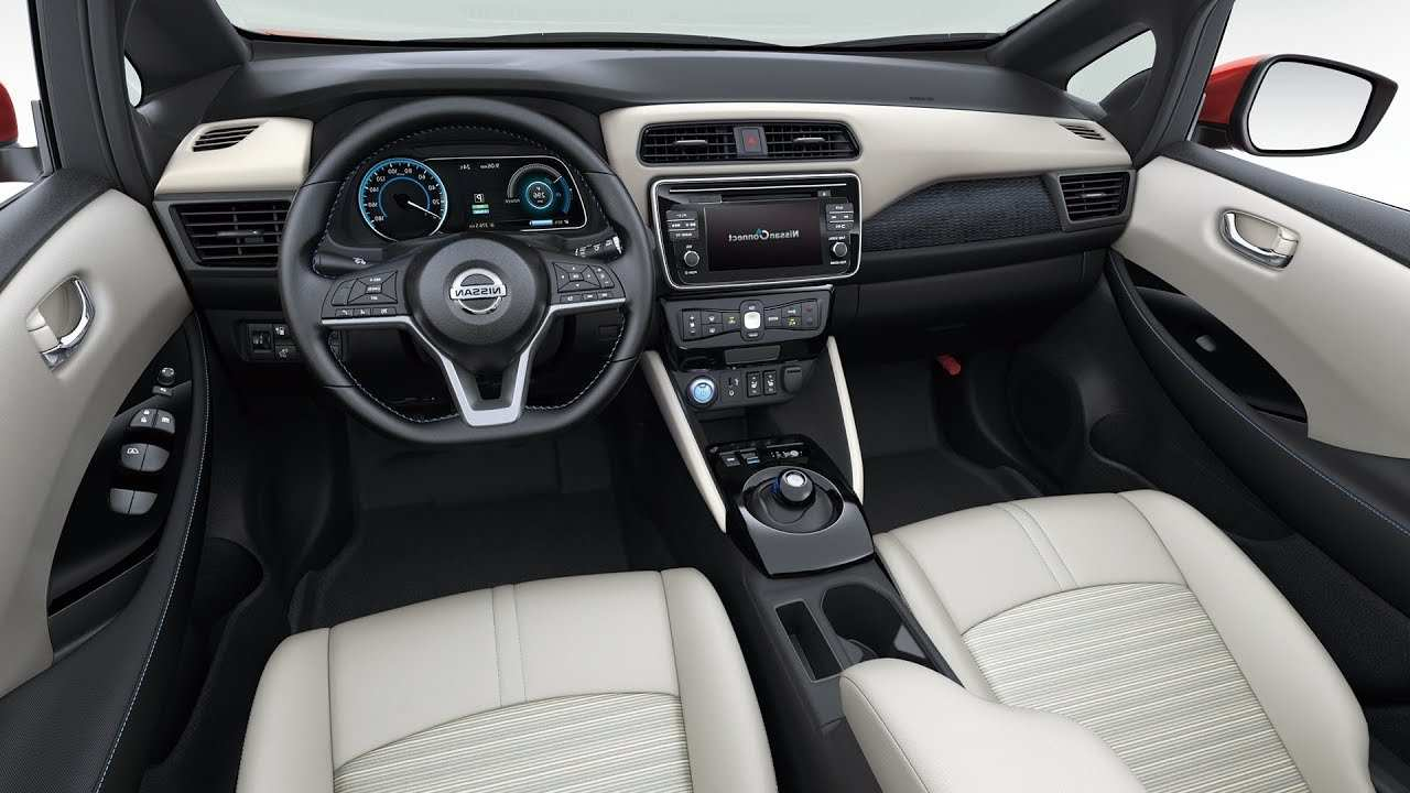 90 The Best Nissan Leaf 2020 Interior Specs And Review