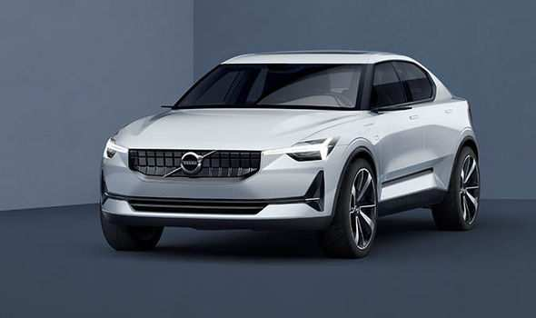 90 The Electric Volvo 2019 Concept