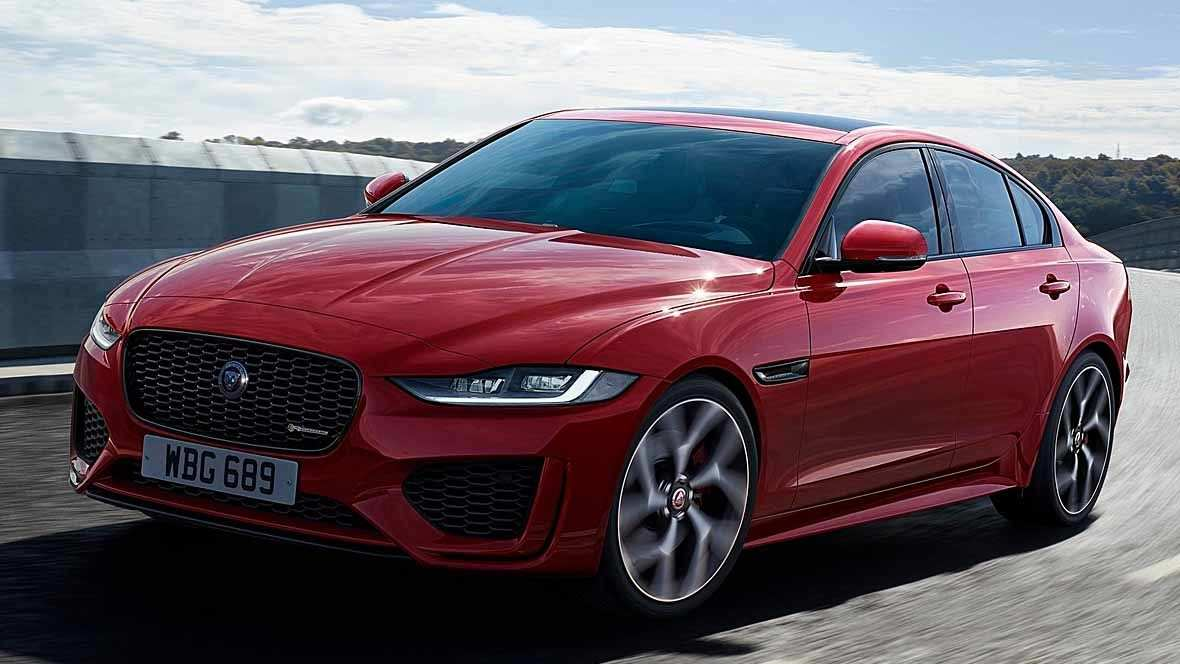 90 The Jaguar Xe 2020 Prices