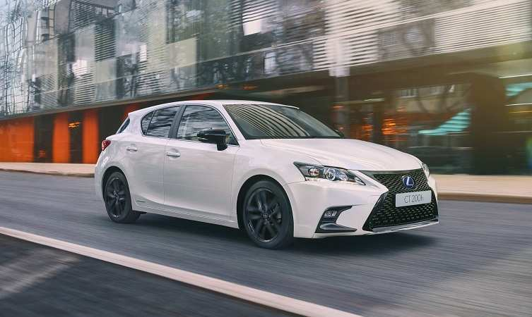 90 The Lexus Ct 2019 Exterior