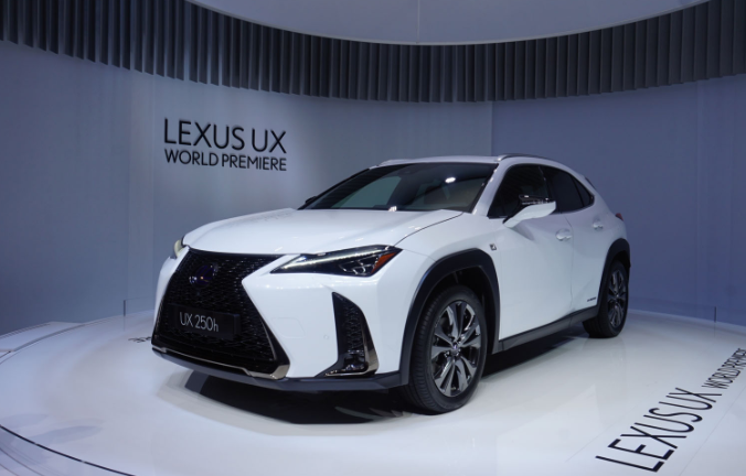 90 The Lexus Ux 2019 Price Exterior