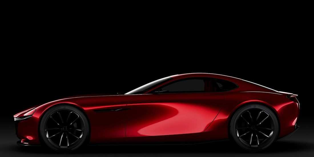 90 The Mazda Rx Vision 2020 Redesign And Review