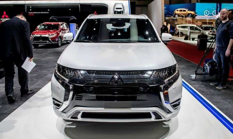 90 The Mitsubishi Outlander 2020 Review Redesign And Concept