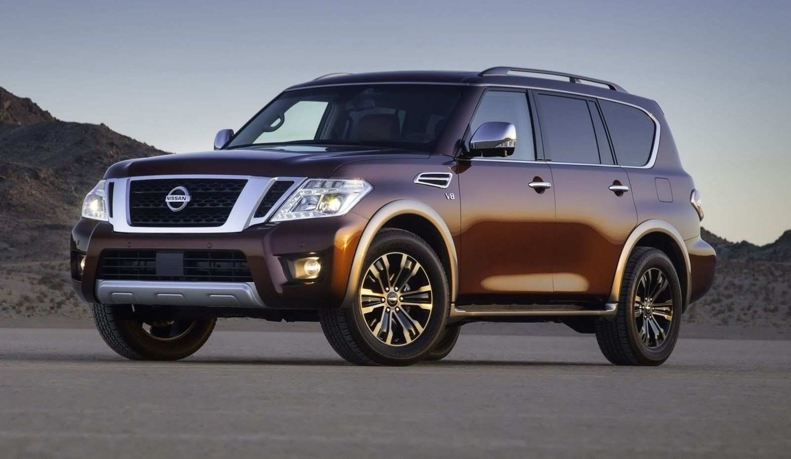 90 The New Nissan Patrol 2019 Review
