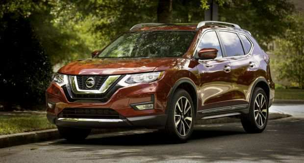 90 The Nissan Rogue Redesign 2020 Review And Release Date