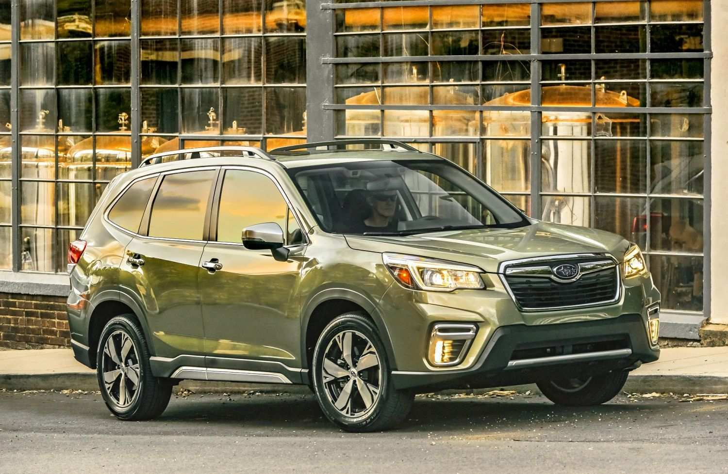 90 The Subaru Forester 2019 Ground Clearance Concept