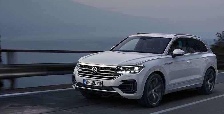 90 The Vw Touareg 2019 Interior Exterior