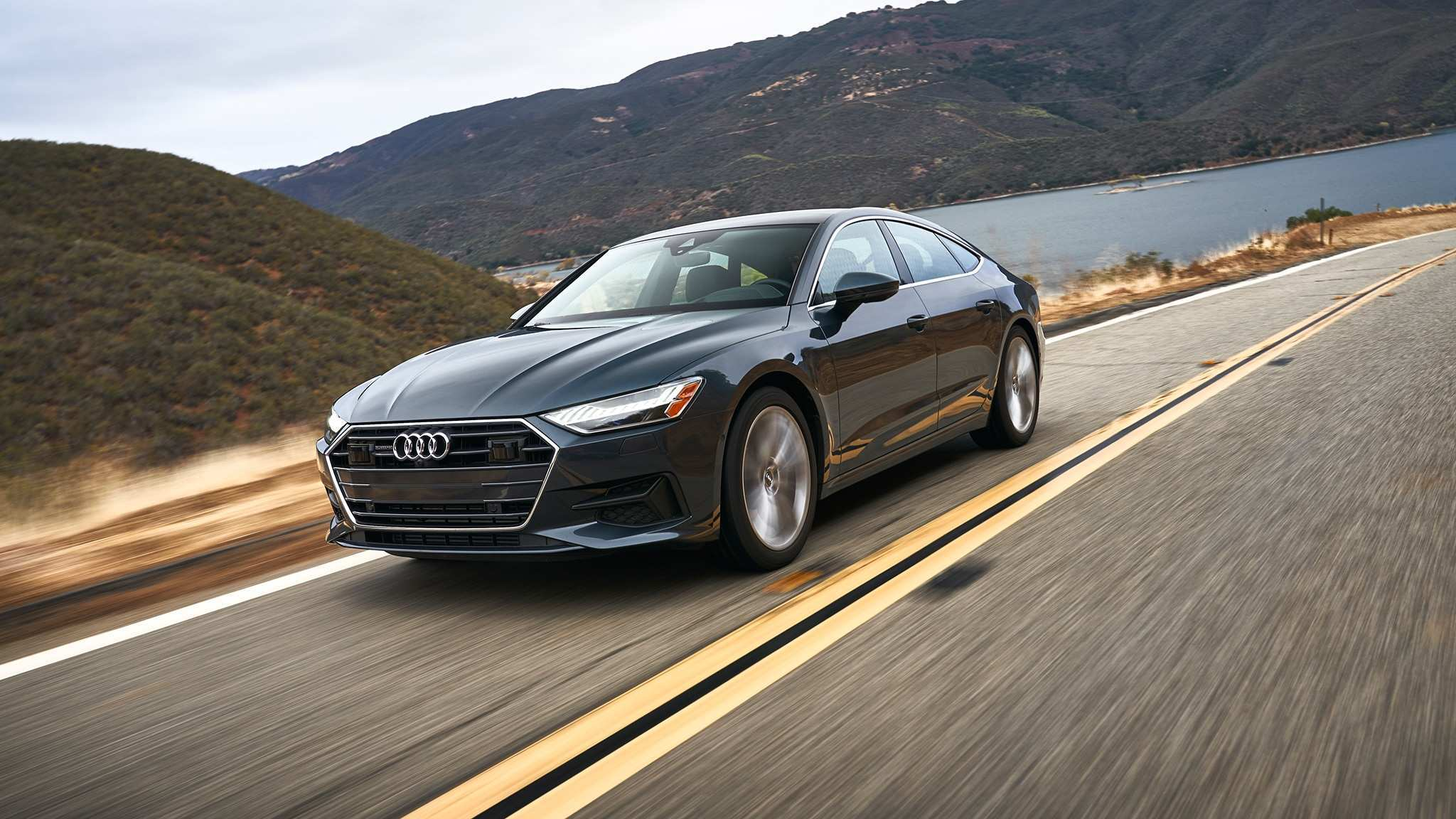 91 A 2019 All Audi A7 Picture