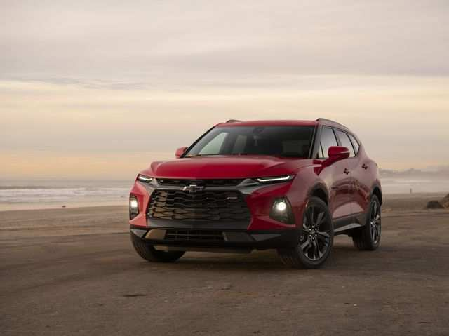 91 A 2019 Chevy K5 Blazer Model