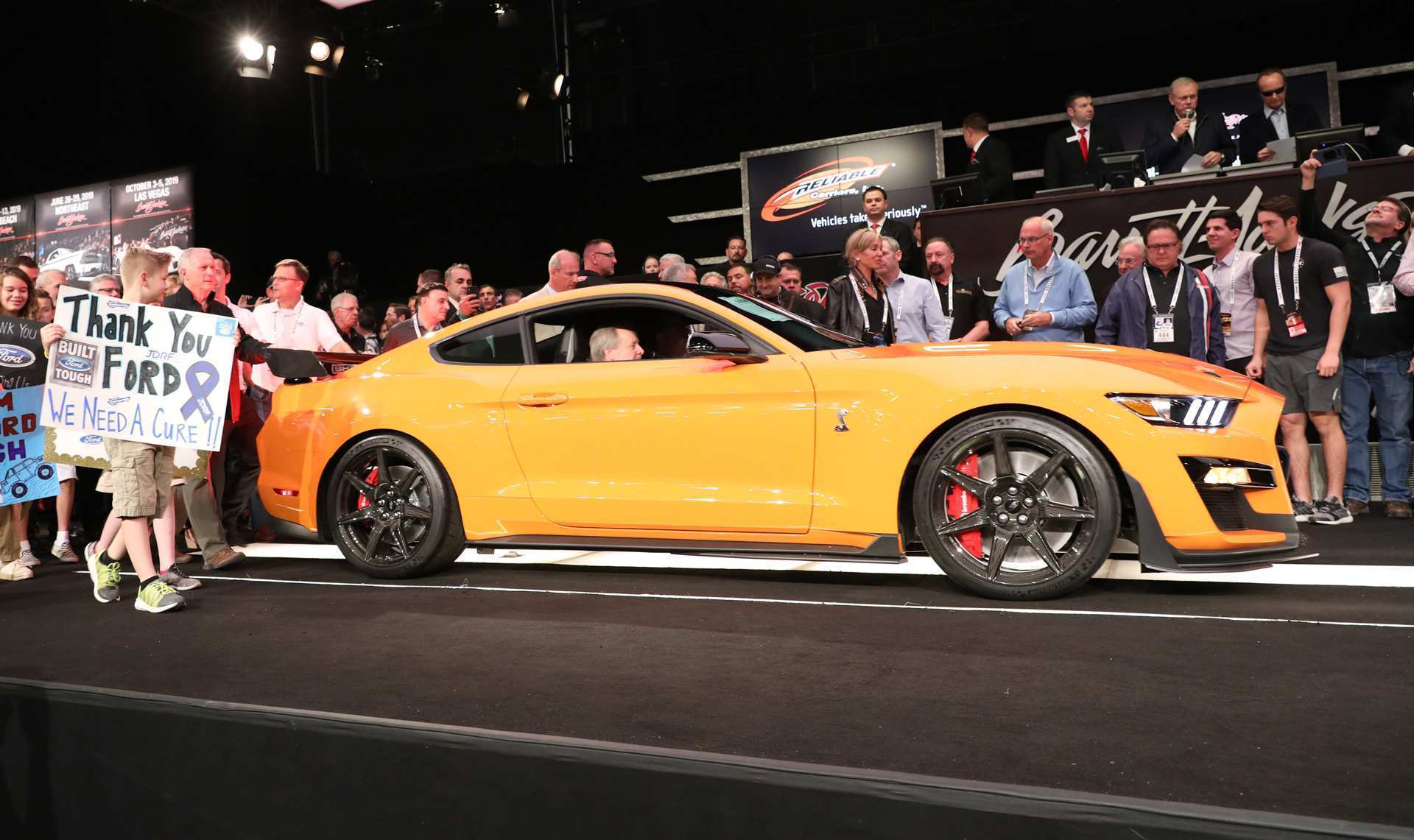 91 A 2019 Ford Mustang Shelby Gt500 First Drive