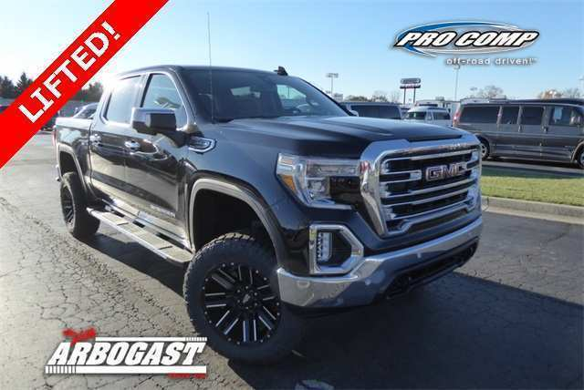 91 A 2019 GMC Sierra 1500 Diesel Exterior And Interior