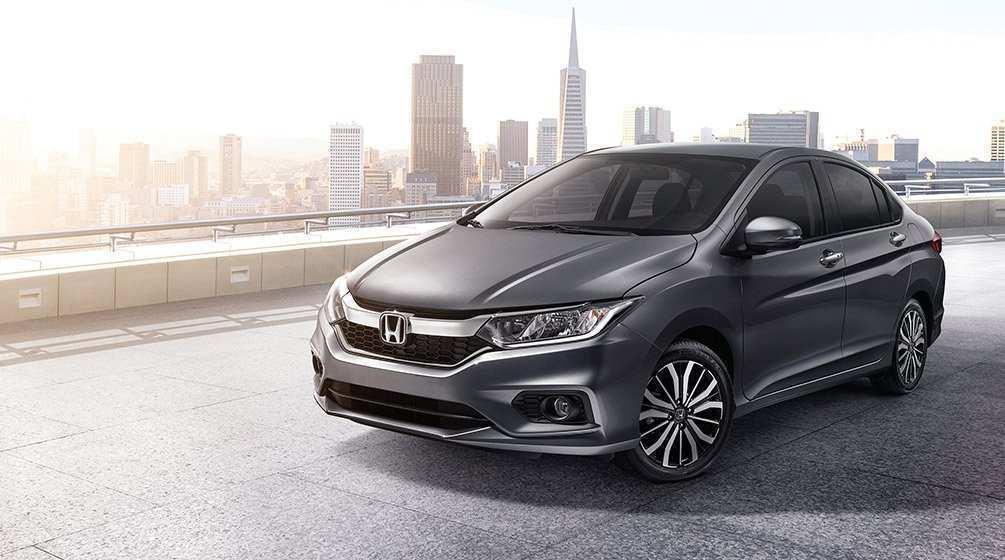 91 A 2019 Honda City Exterior And Interior