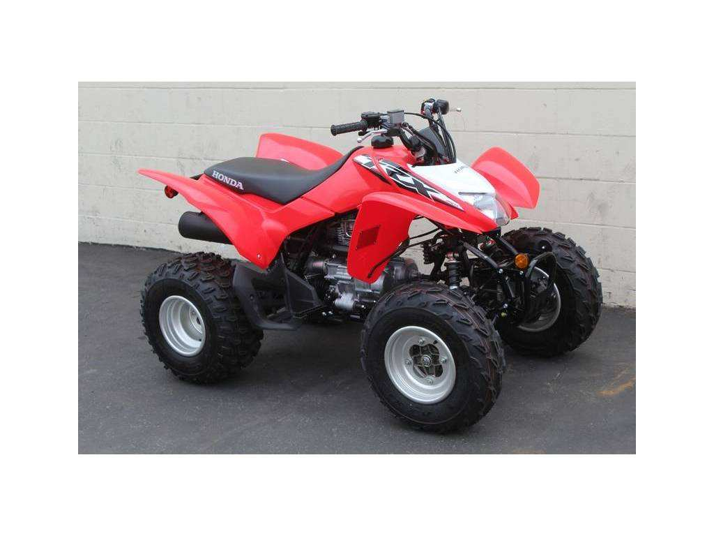 91 A 2019 Honda Trx250X Prices