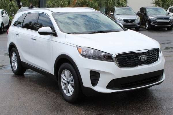 91 A 2019 Kia Sorento Trim Levels Spy Shoot
