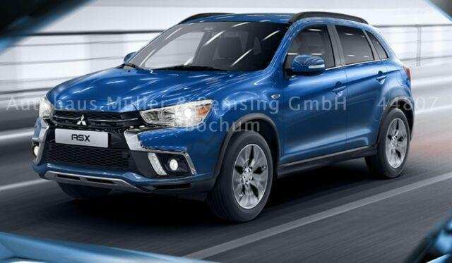 91 A 2019 Mitsubishi Asx Exterior And Interior