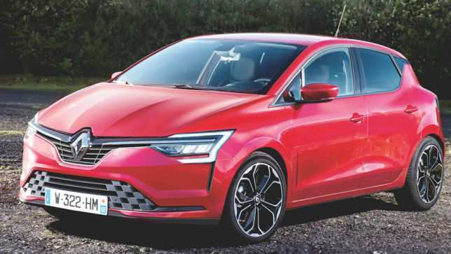 91 A 2019 Renault Megane SUV Exterior And Interior