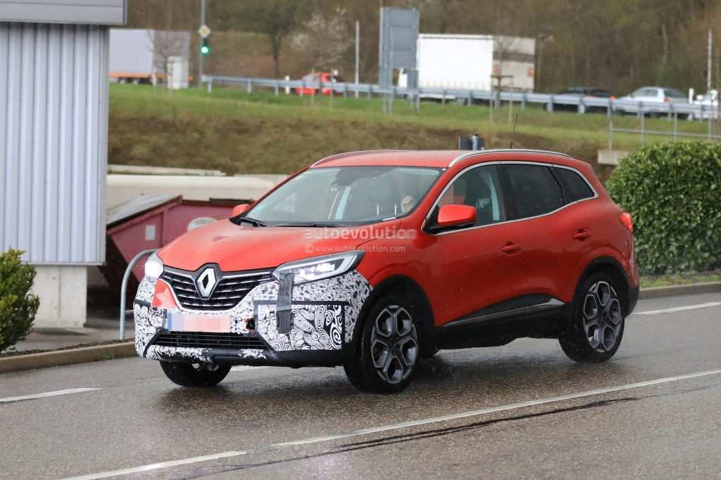 91 A 2019 Renault Megane SUV Style