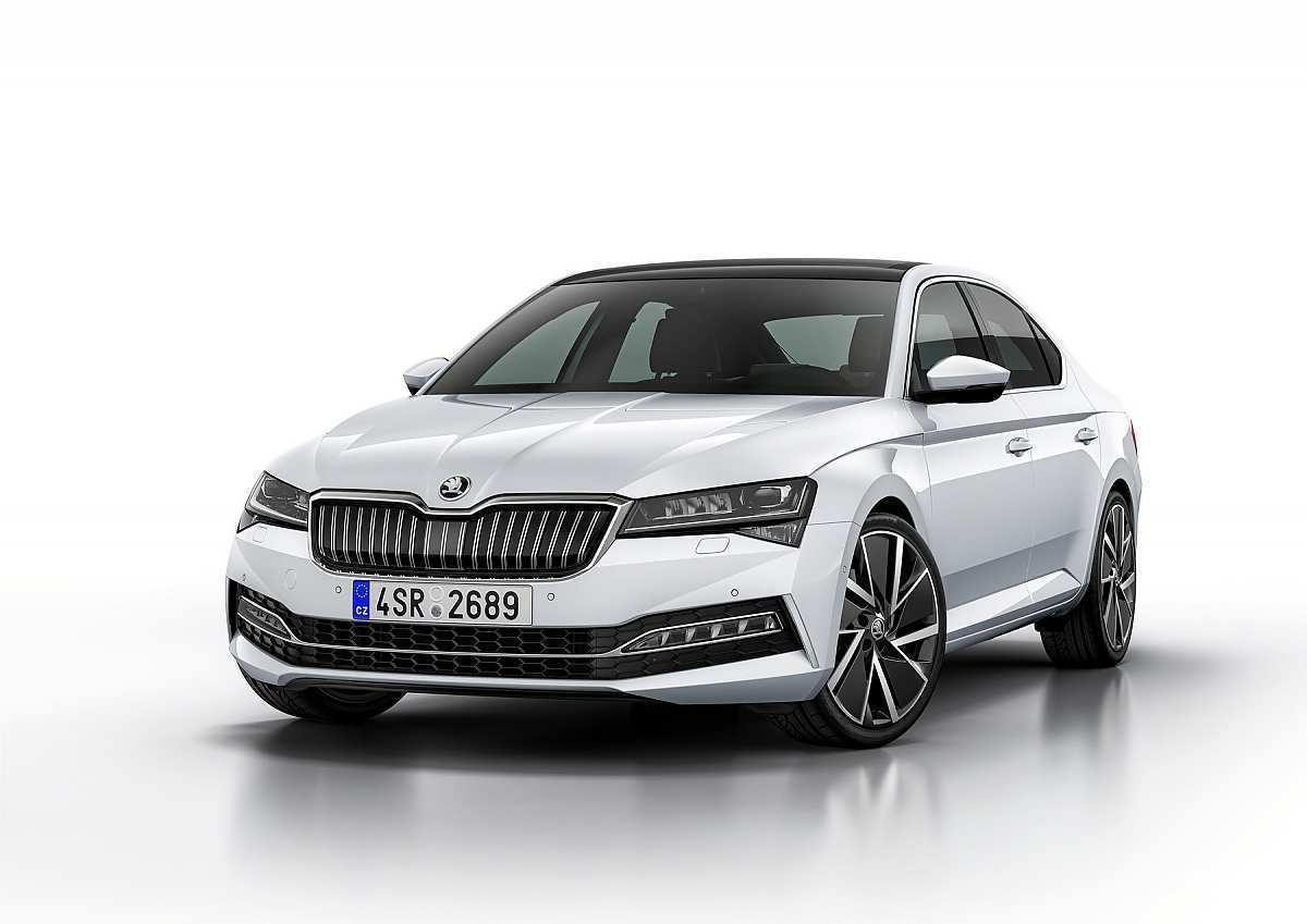 91 A 2019 Skoda Superb Price And Release Date