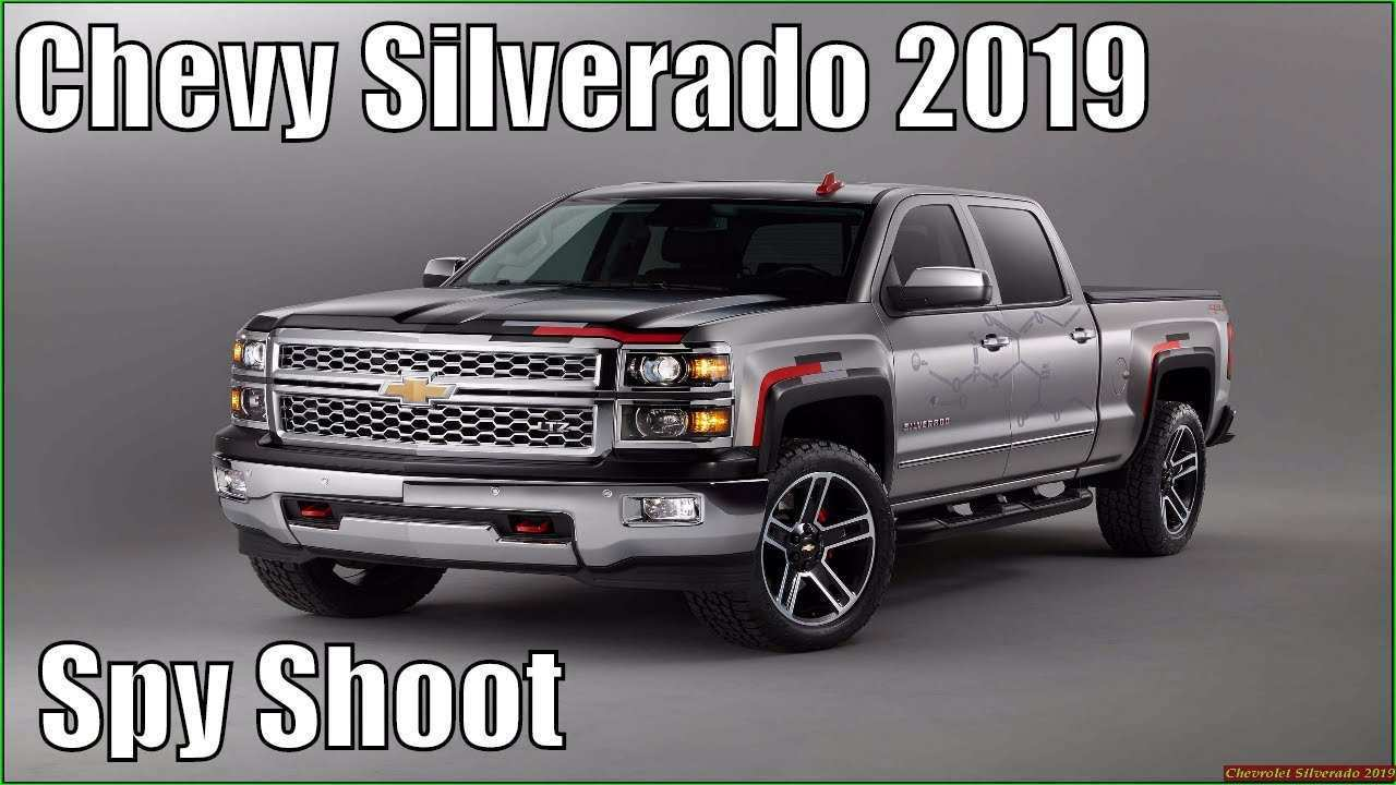 91 A 2019 Spy Silverado 1500 Diesel Photos
