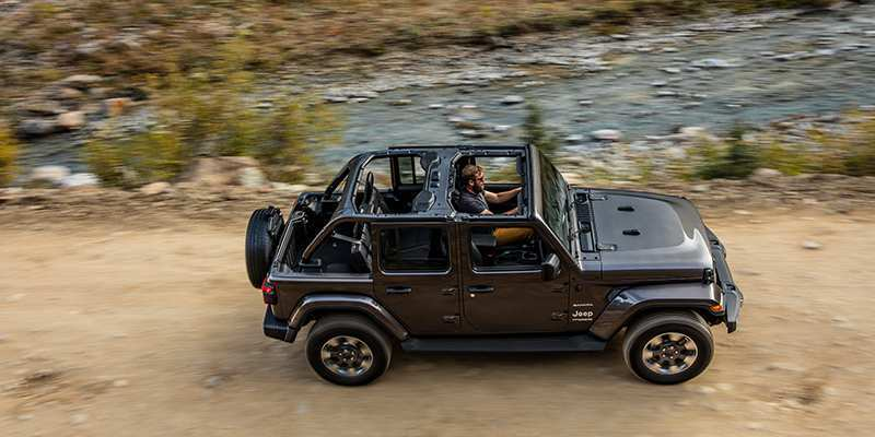 91 A 2019 The Jeep Wrangler Release Date