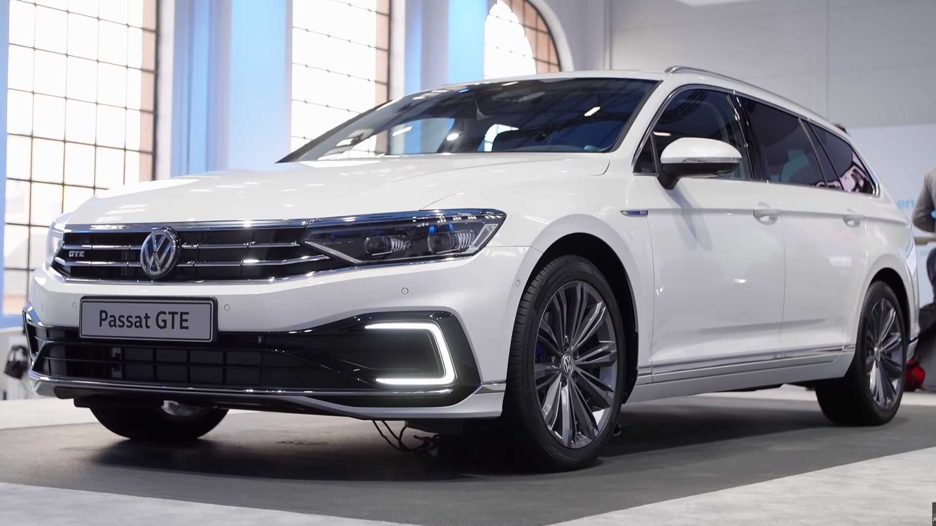 91 A 2019 Volkswagen Passat New Model And Performance