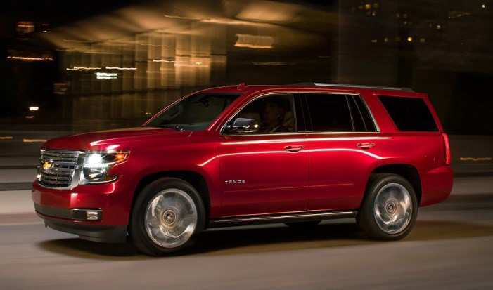 91 A 2020 Chevy Tahoe Z71 Ss Overview
