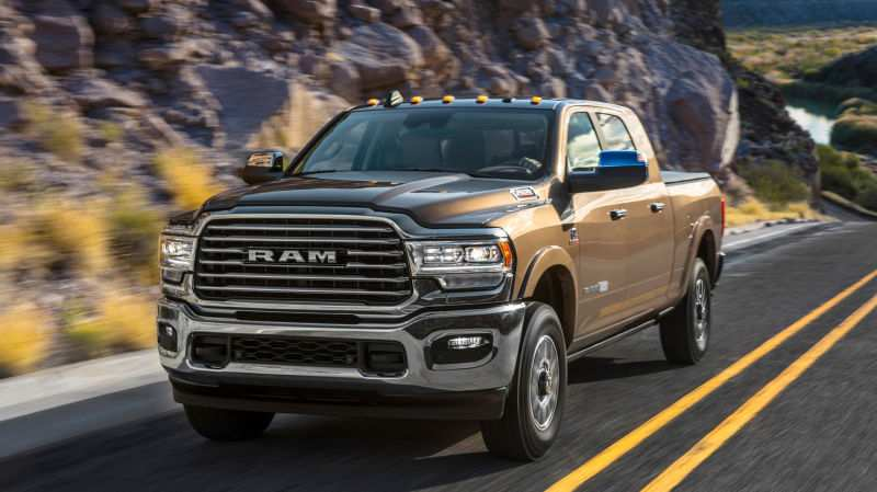 91 A 2020 Dodge Ram 3500 New Concept