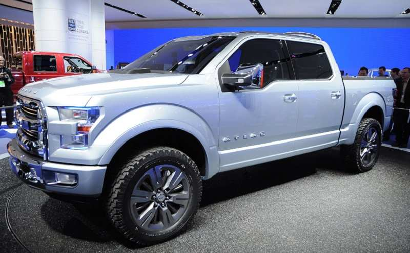 91 A 2020 Ford Atlas Release Date And Concept