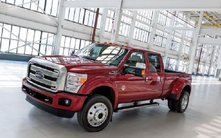 91 A 2020 Ford F450 Super Duty New Review
