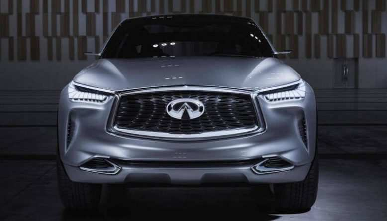 91 A 2020 Infiniti QX70 Research New