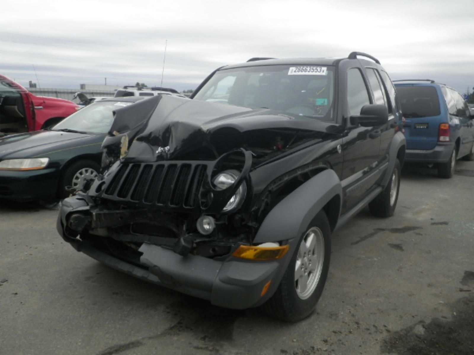 91 A 2020 Jeep Liberty Spesification