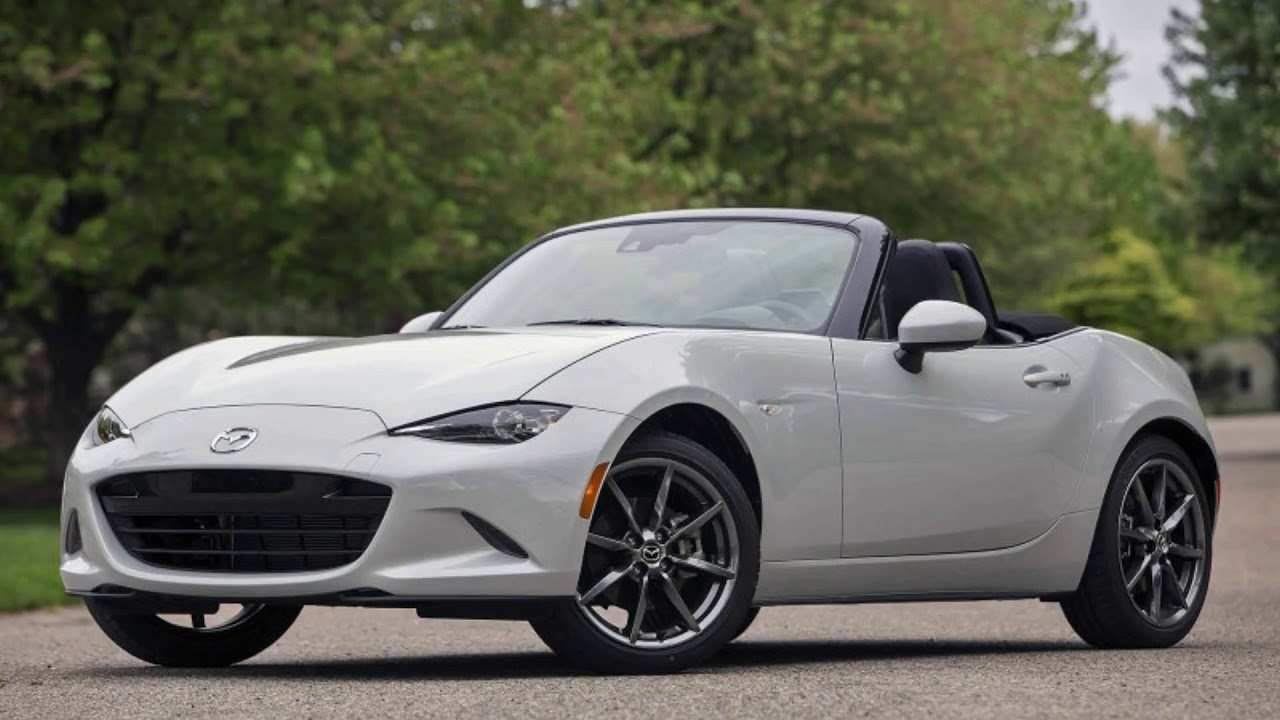 91 A 2020 Mazda Mx 5 Miata Performance