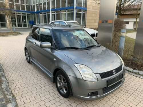 91 A 2020 New Suzuki Swift Sport First Drive