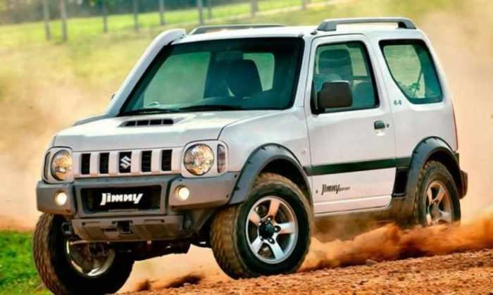 91 A 2020 Suzuki Jimny Reviews