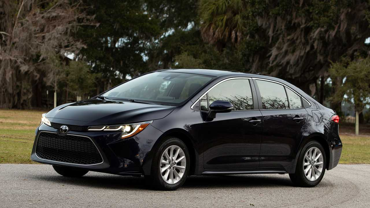 91 A 2020 Toyota Corolla Concept And Review