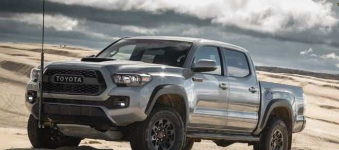 91 A 2020 Toyota Tacoma Diesel Trd Pro Pictures