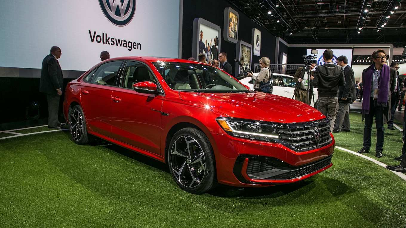 91 A 2020 Vw Passat New Concept