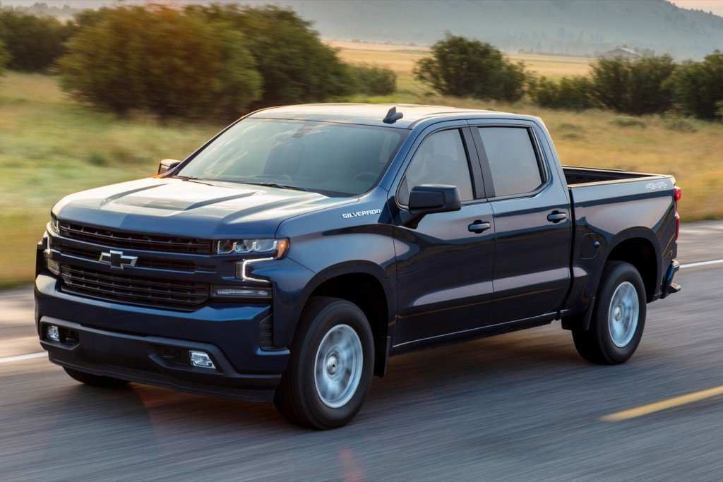 91 A Chevrolet Silverado 2020 Performance