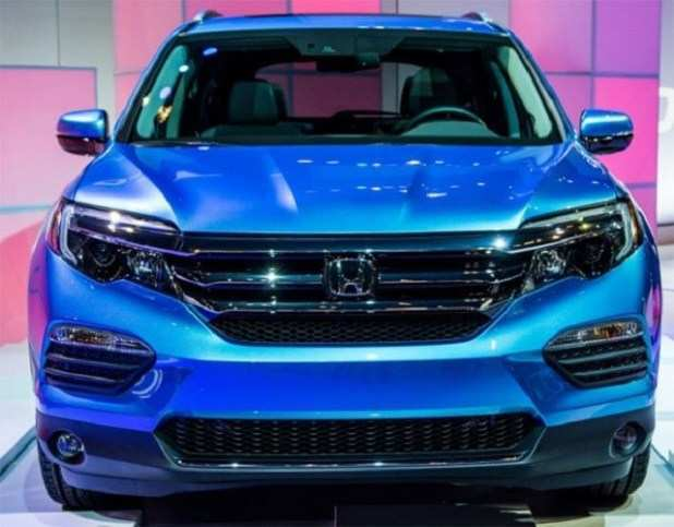 91 A Honda Pilot 2020 Changes Release Date And Concept