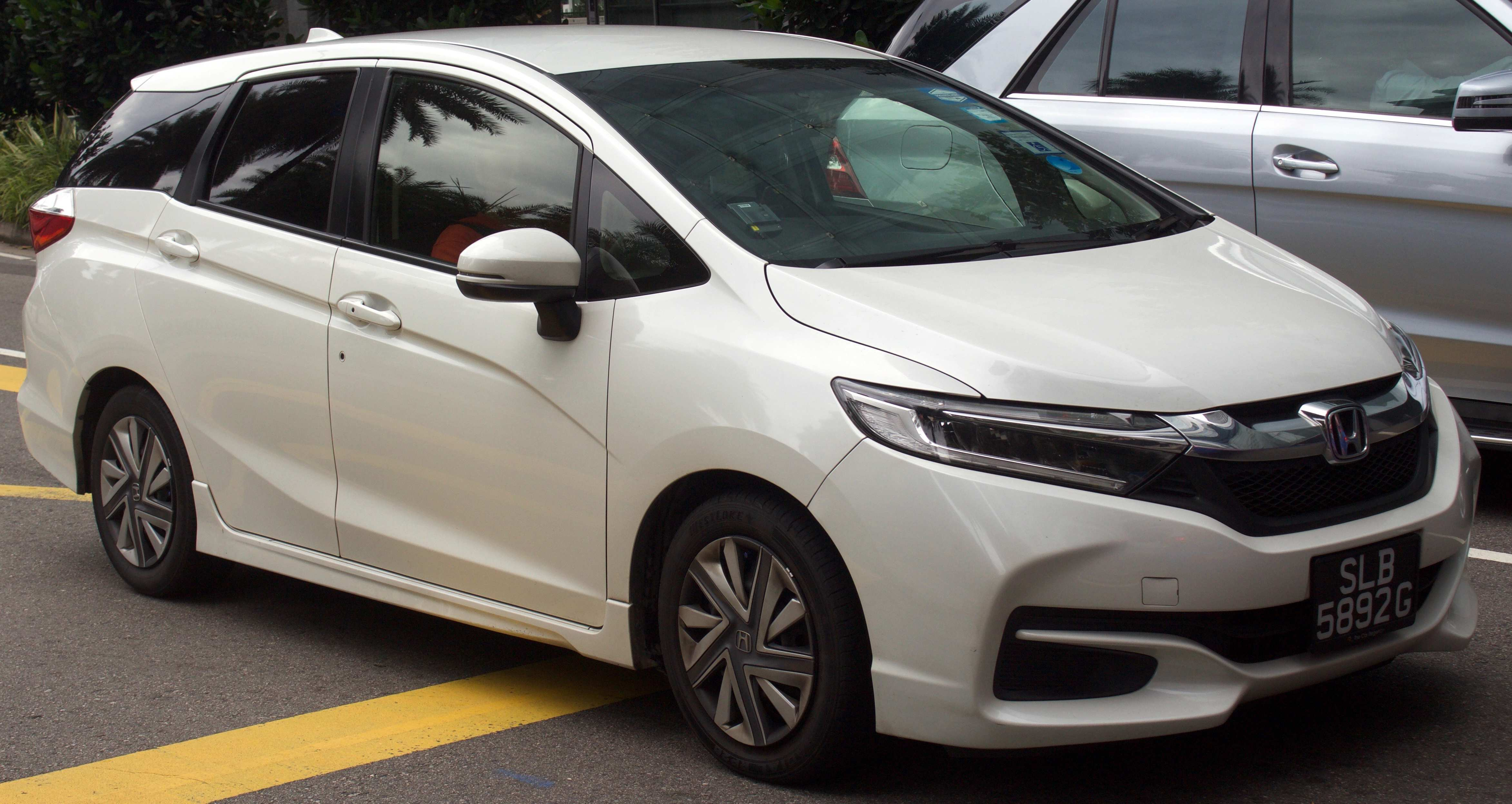 91 A Honda Wagon 2020 Engine