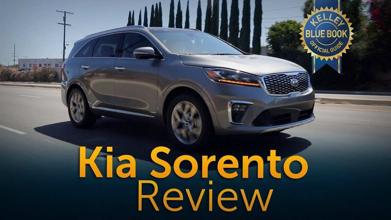 91 A Kia Sorento 2019 Video Prices