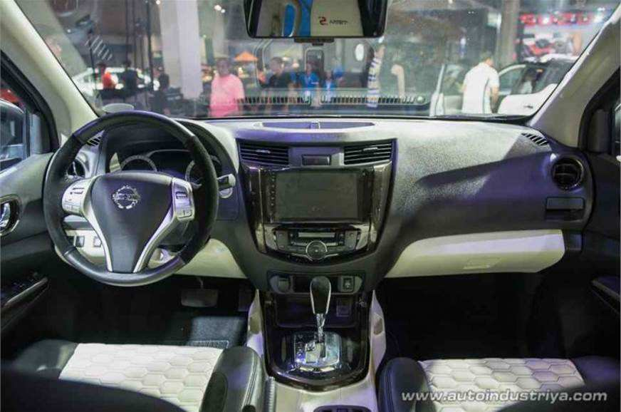 91 A Nissan Terra 2019 Philippines Pictures