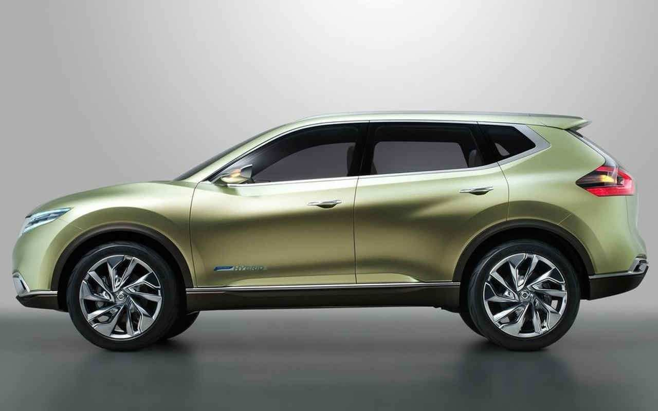 91 A Nissan X Trail 2020 Review First Drive