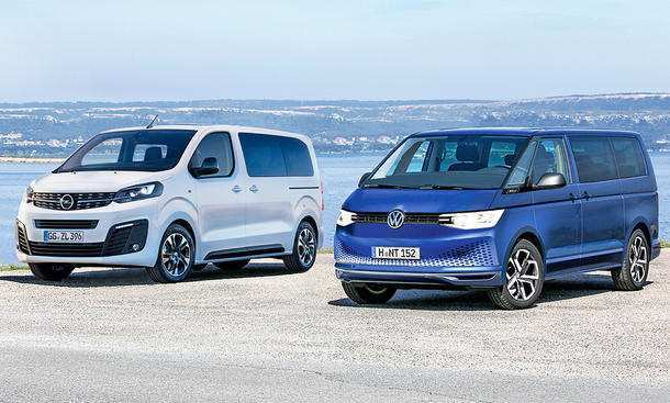 91 A Opel Zafira Life 2020 Specs and Review