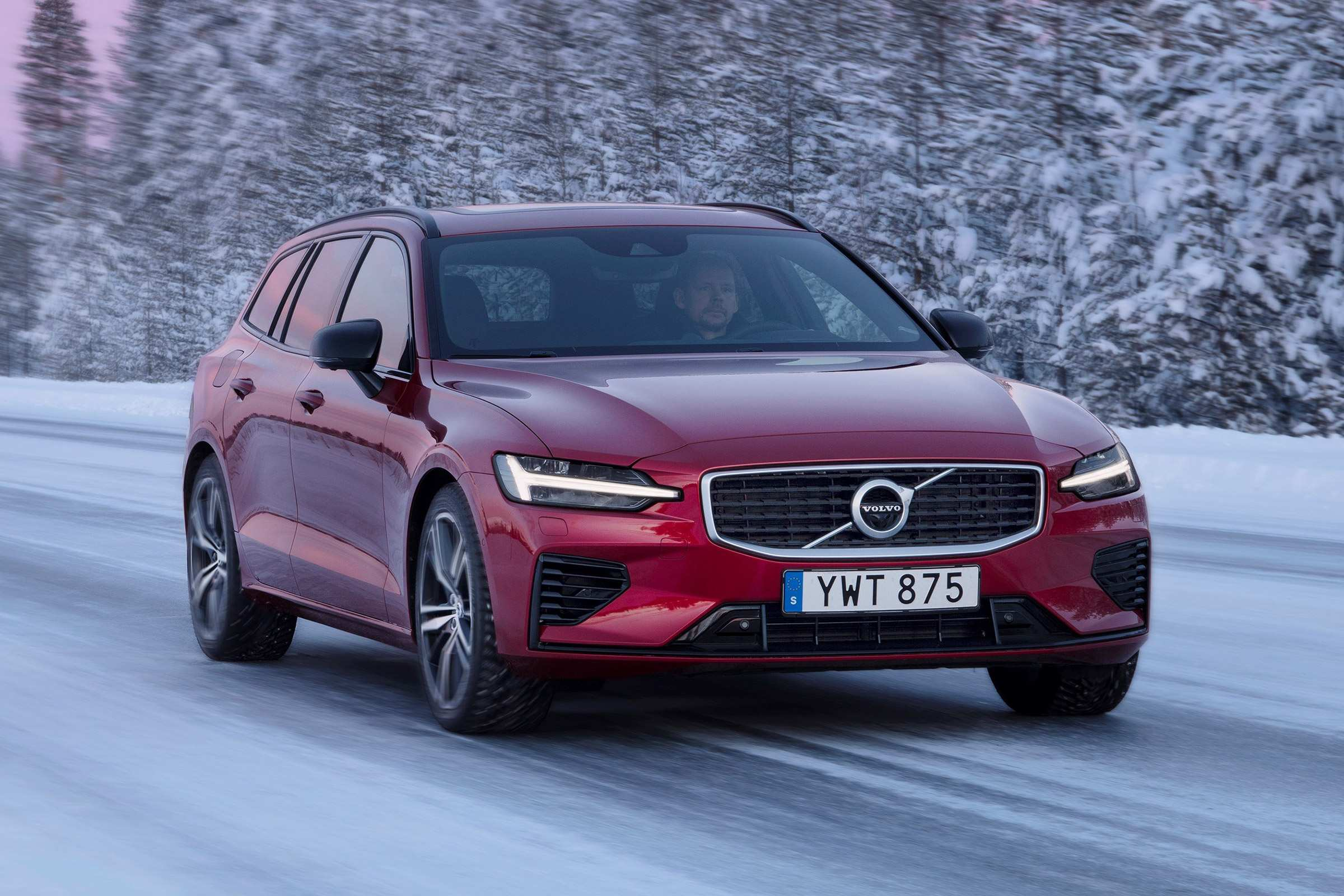 91 A Volvo S60 2019 Hybrid Spesification