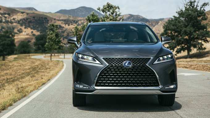 91 A When Will The 2020 Lexus Rx Be Released History