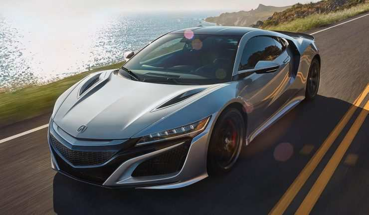 91 All New 2019 Acura NSX Specs And Review