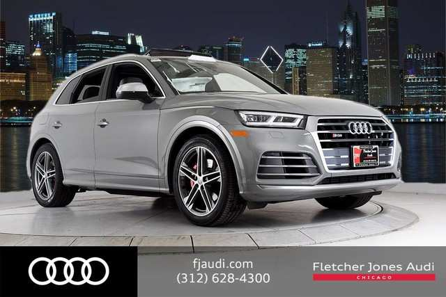 91 All New 2019 Audi Sq5 Engine